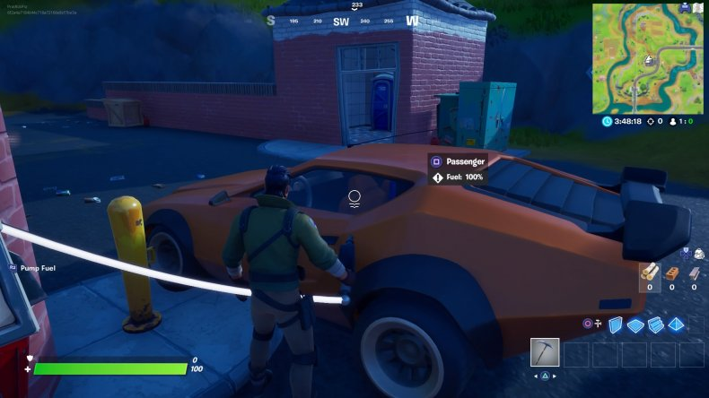 Fortnite Cars Guide Locations How To Gas Up Where To Find Gas