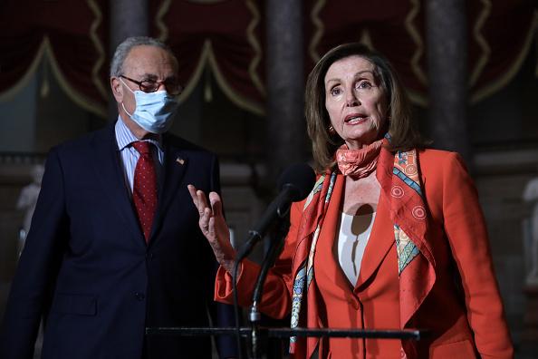 Stimulus checks, deal negotiations: Pelosi's refusal to budge on $3.4 trillion draws criticism from Democrat