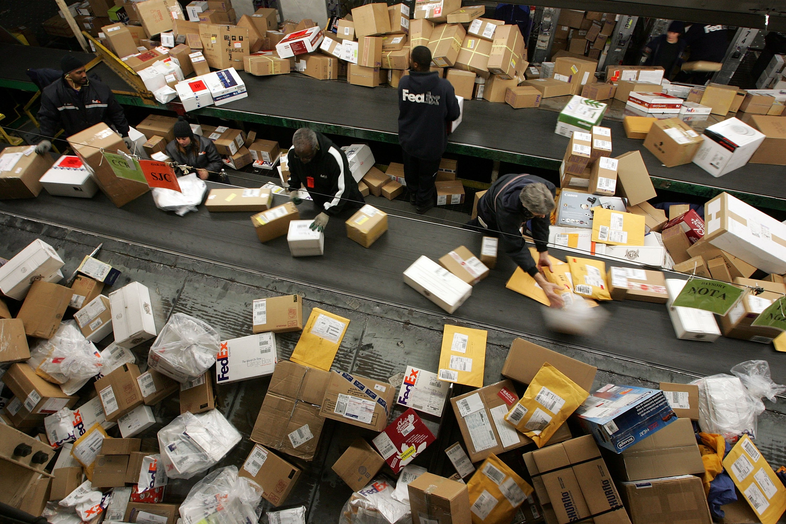 Not just seeds—all kinds of mystery packages are arriving from China