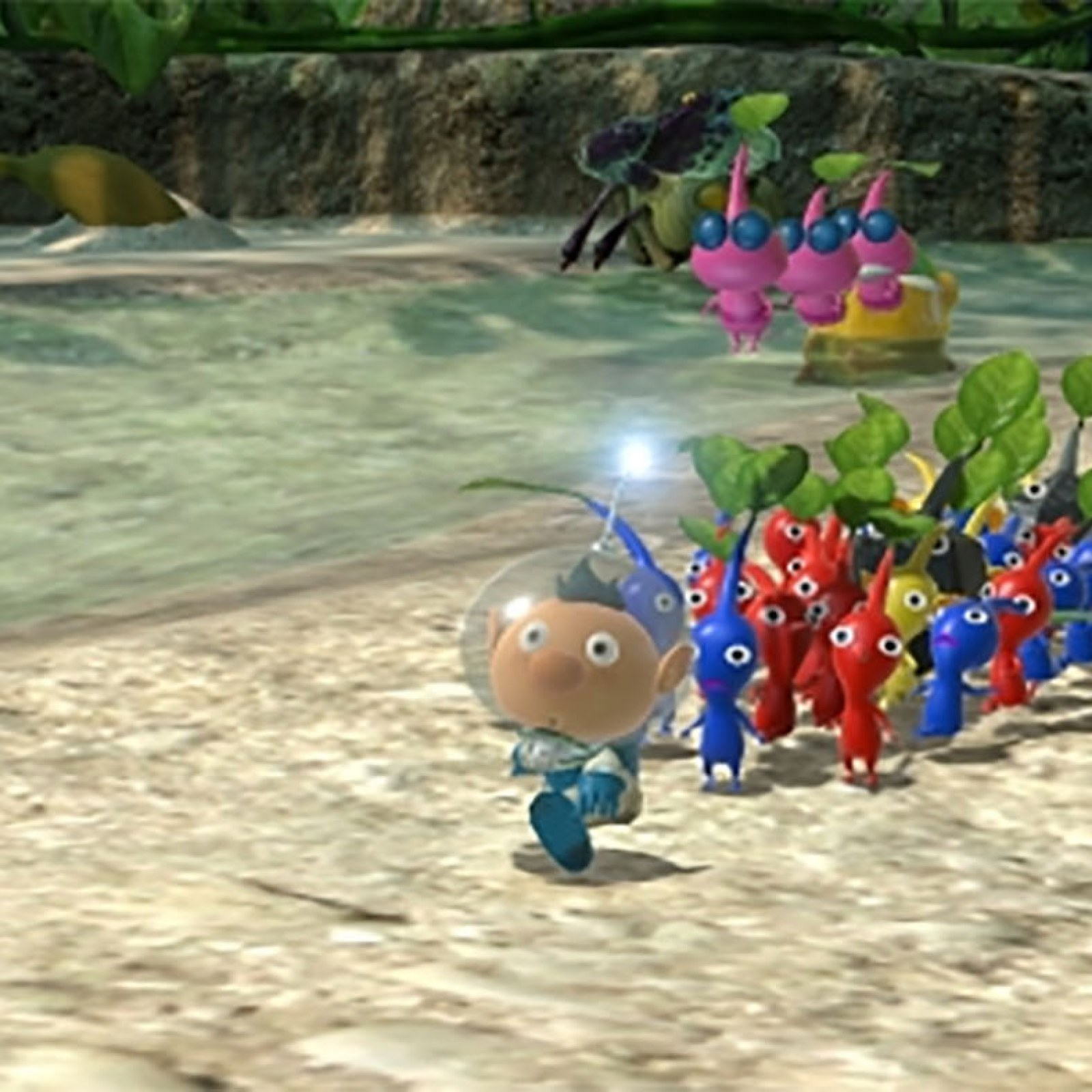 Pikmin 3 Deluxe Arriving On Nintendo Switch With Dlc And New Features