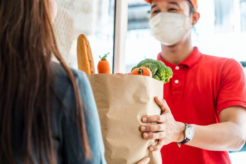 iStock Grocery Store Pick-up