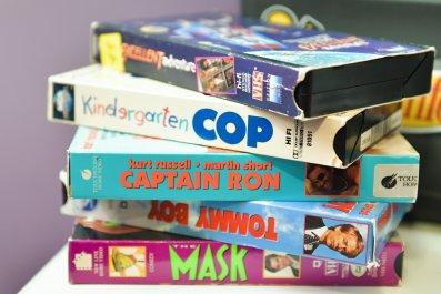 Kindergarten Cop Arnold Schwarzenegger