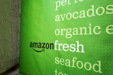Getty Images Amazon Fresh