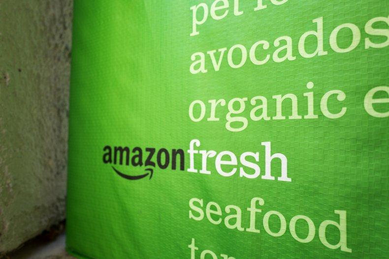 Getty Images Amazon Fresh