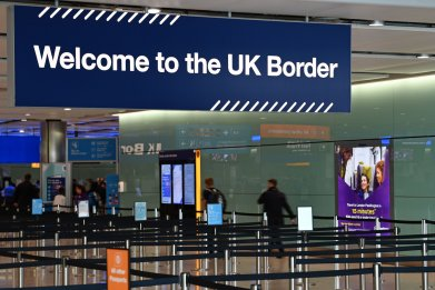 COVID-19 border controls