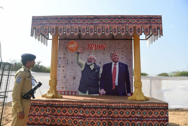 india, us, modi, trump, police
