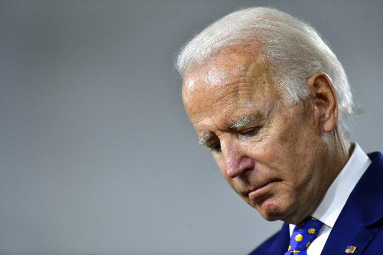 Presumptive Democratic presidential nominee