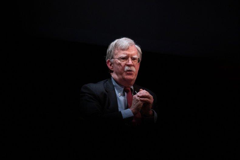 john Bolton, Donald Trump, Iran, regime change