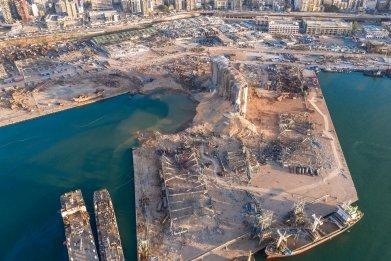 Beirut, Lebanon, Russia, explosion, port, ship, blame