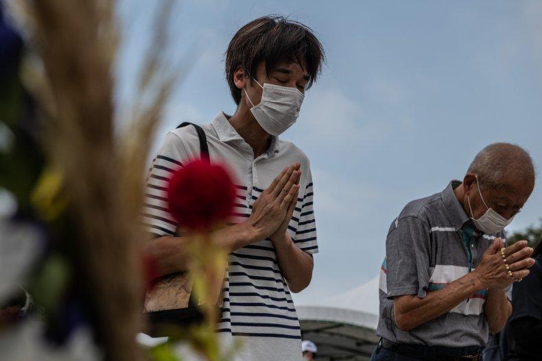 75th anniversary of the Hiroshima atomic bombing