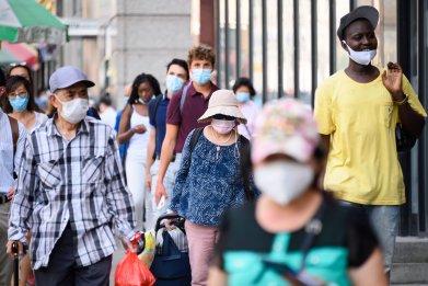 covid19, coronavirus, new york city, getty