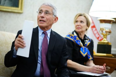 Fauci and Birx