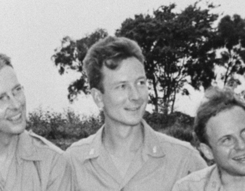 Lawrence Johnston
