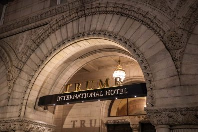 Trump International Hotel in Washington D.C.