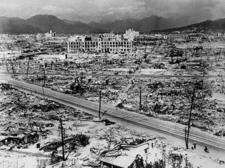 atomic bomb, Hiroshima