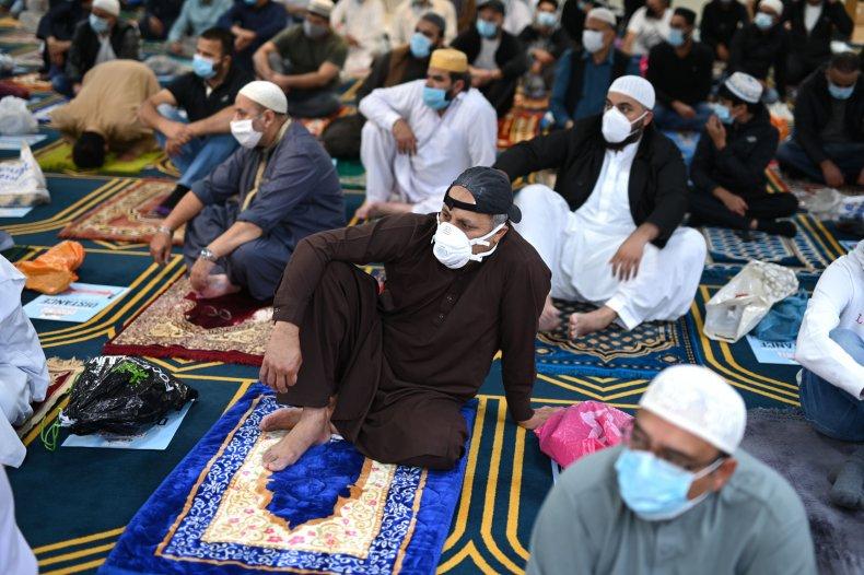 Rise in Islamophobia during COVID-19