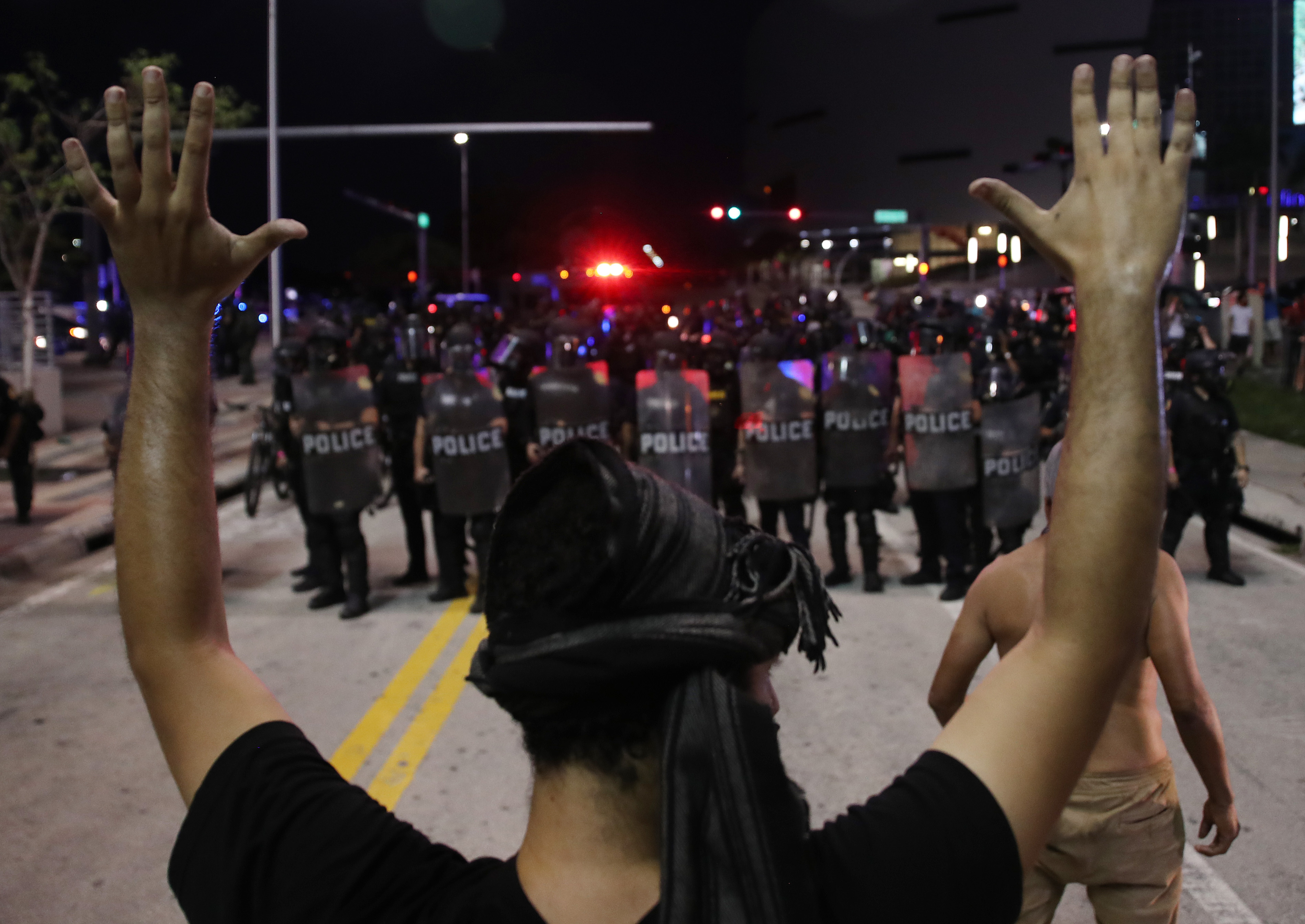 Since Michael Brown's fatal shooting in Ferguson, race relations and trust in police has only gotten worse