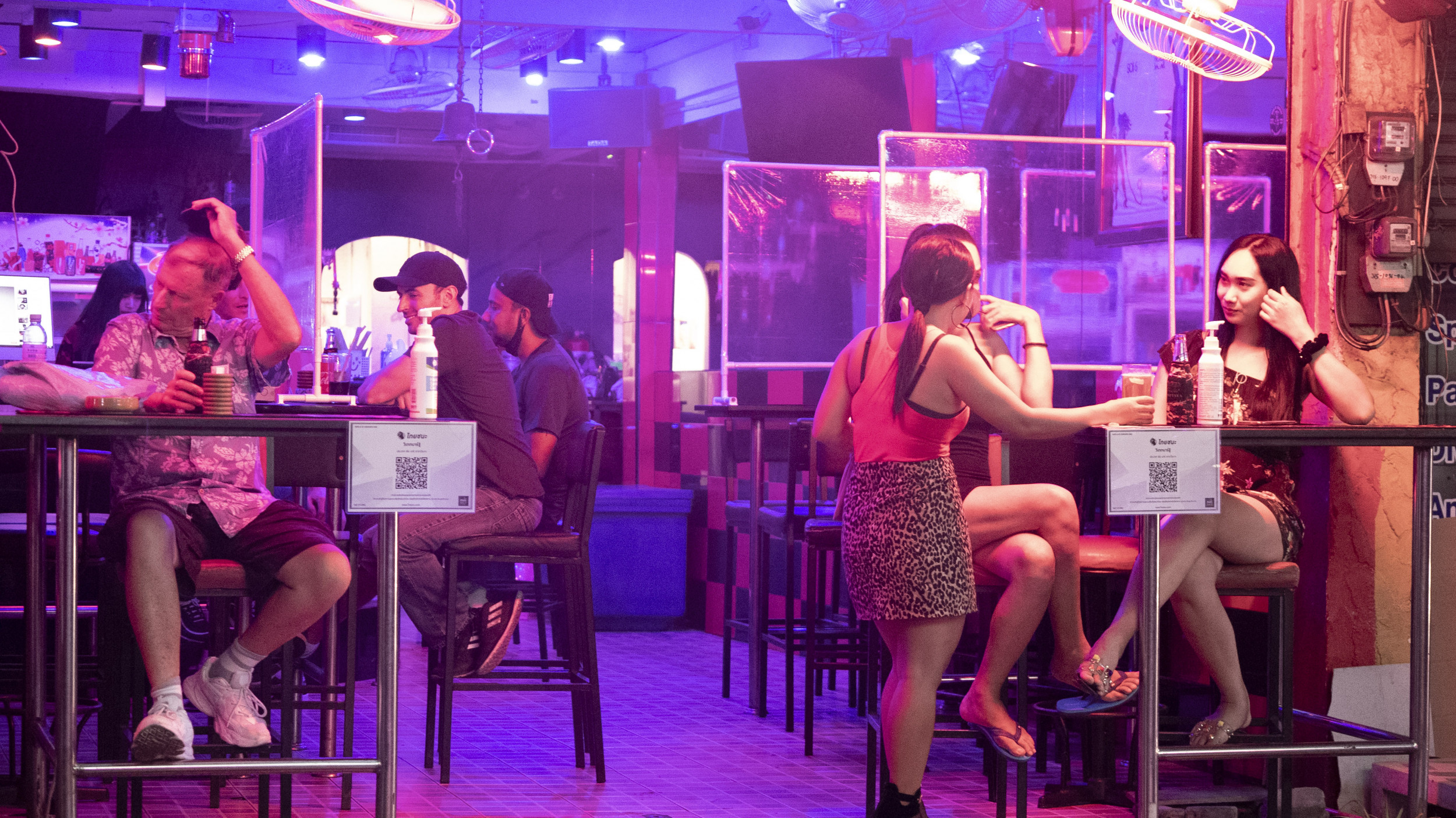 Experience thailand prostitution My experience