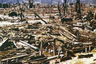 japan, hiroshima, district, atomic, bomb, blast