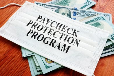 Paycheck Protection Program loan fraud companies