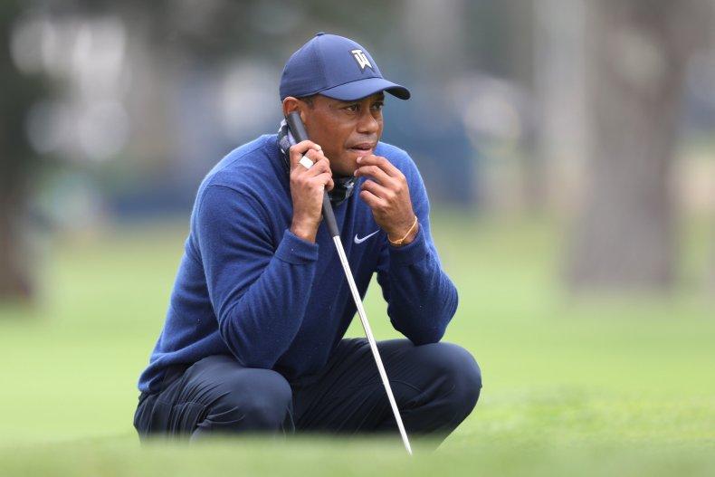 Tiger Woods, PGA Championship