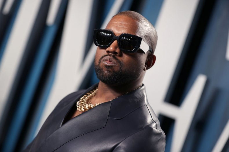 Presidential Candidate Kanye West