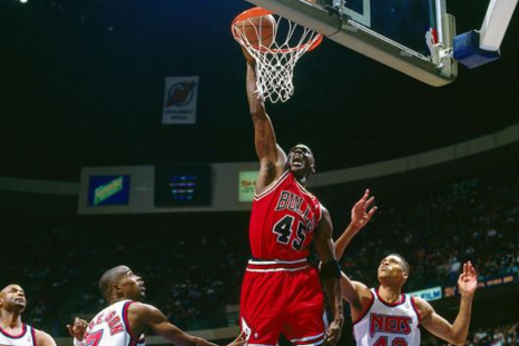 Newsweek AMPLIFY - Michael Jordan 45