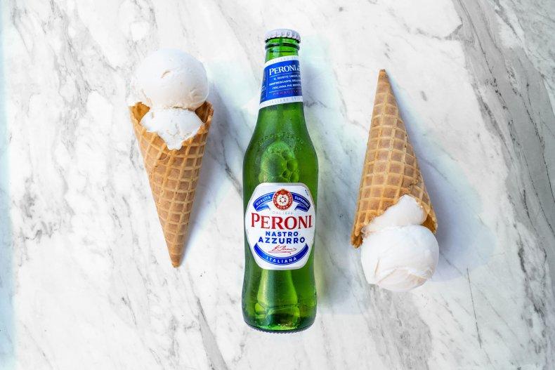 Peroni Ice Cream