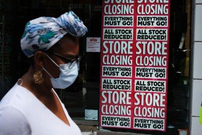 Closing Down Sale in Brooklyn