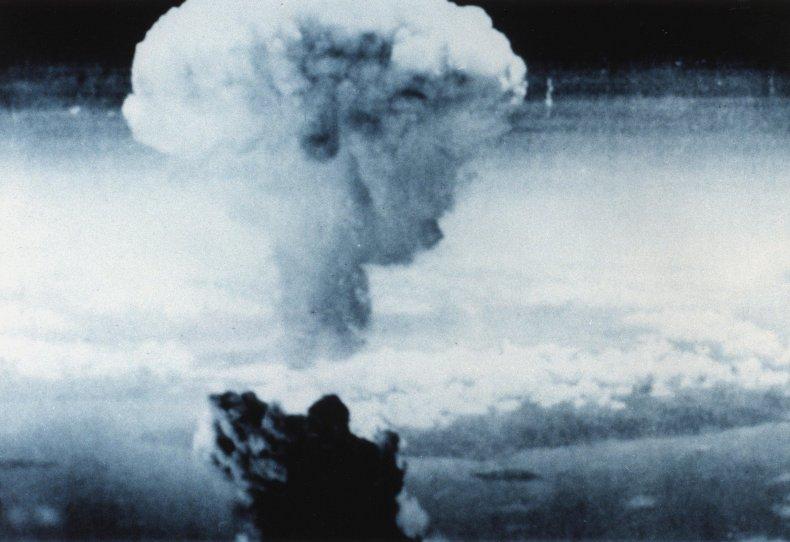 Nagasaki, Japan, atomic, bomb, US, anniversary, mushroom
