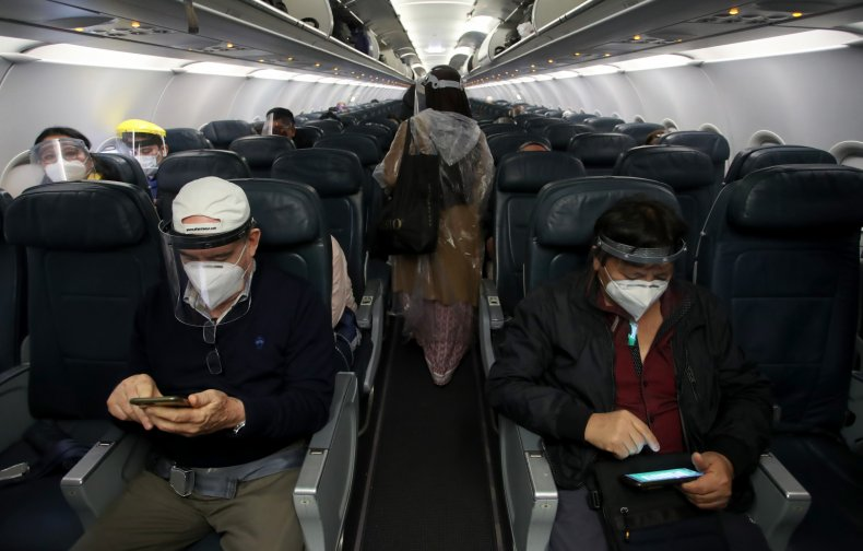 Plane Face Mask