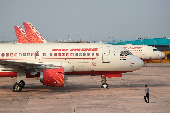 Air India plane crashes with 191 passengers onboard