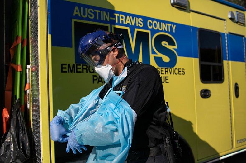 Texas coronavirus