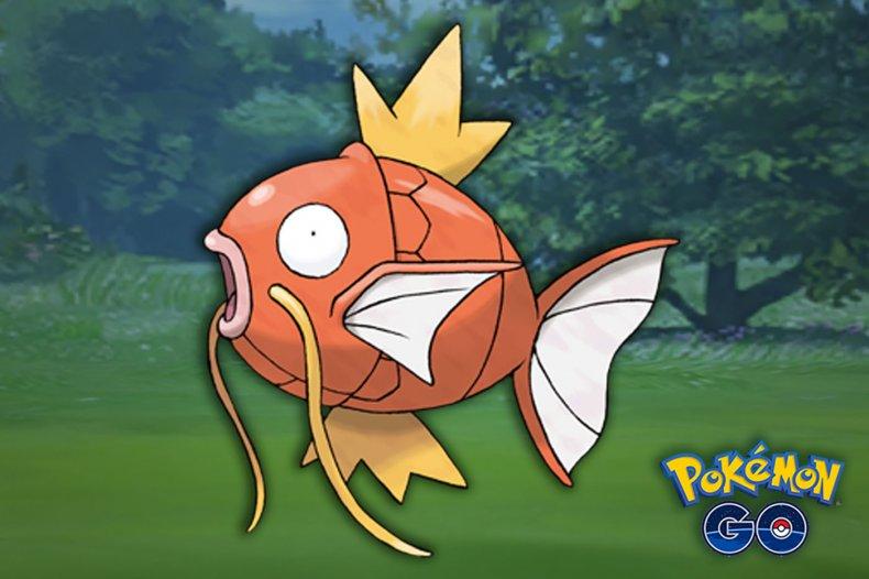 pokemon go magikarp community day event