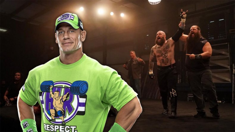 john cena raw underground thoughts