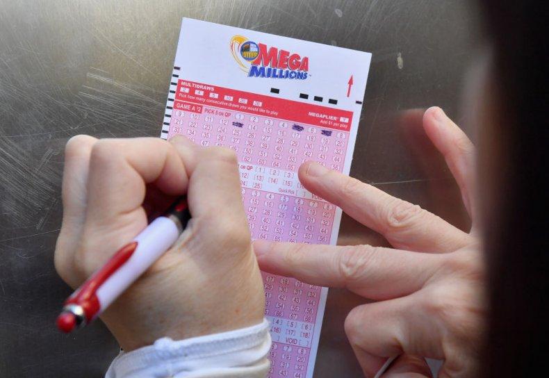 Megamillions draw