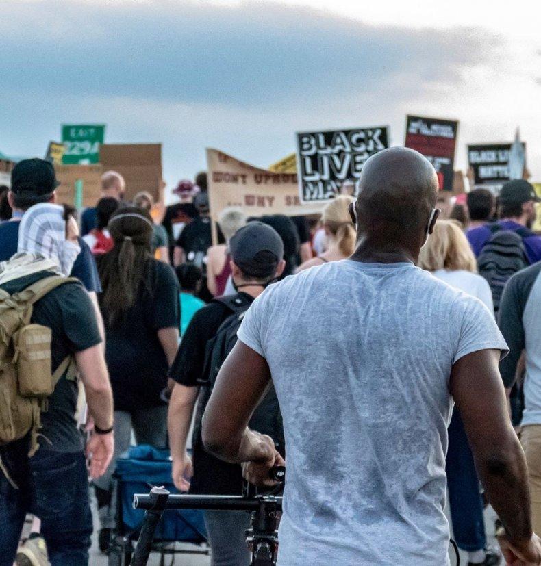 Mike Brown, protests, Black Lives Matter, filmmaking