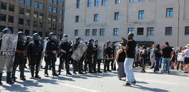 Mike Brown, protests, Black Lives Matter, film