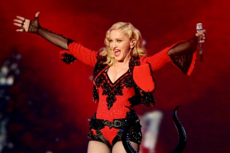 Madonna and Diablo Cody screenplay