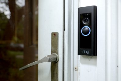 Ring doorbell