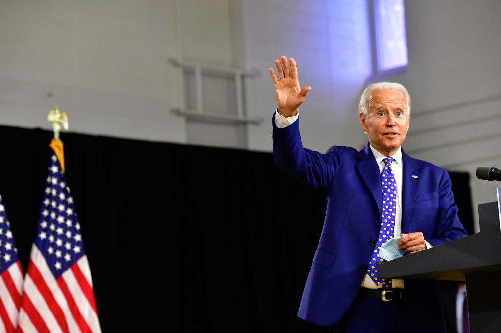 Voters in battlegrounds Pennsylvania, Wisconsin say Biden would handle COVID crisis better than Trump: poll