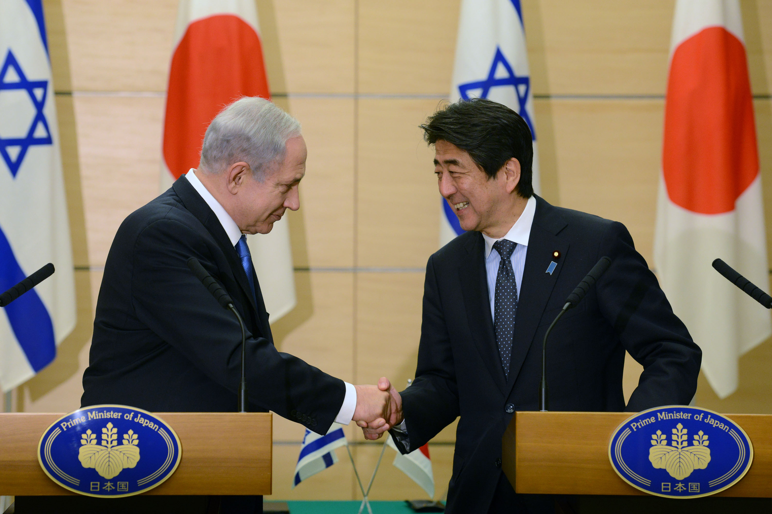 Force multiplier allies: 'start-up nation' Israel plus 'scale nation' Japan   Opinion
