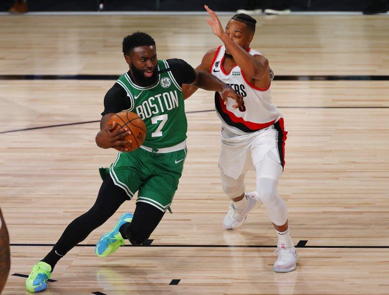 Jaylen Brown, Boston Celtics, NBA