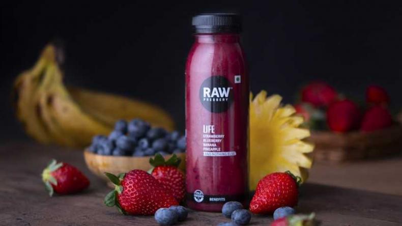 Newsweek Amplify - Organic Juices