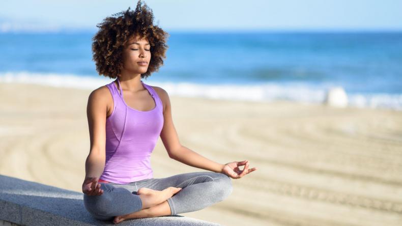 Newsweek Amplify - Meditation