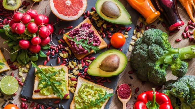 Newsweek Amplify - Vegan Diet
