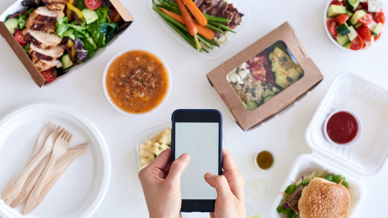 Newsweek Amplify - Online Food Delivery