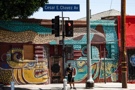 East Los Angeles, California, August 2020