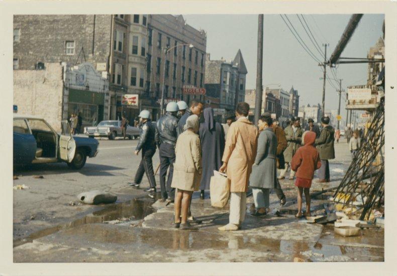 Chicago Riots 1968 MLK Jr