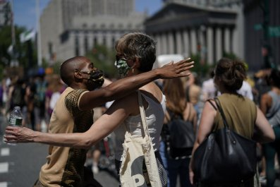 A Juneteenth Embrace